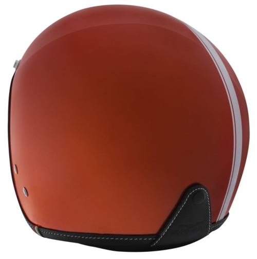 CASCO MG DECAL RED MOTO GUZZI