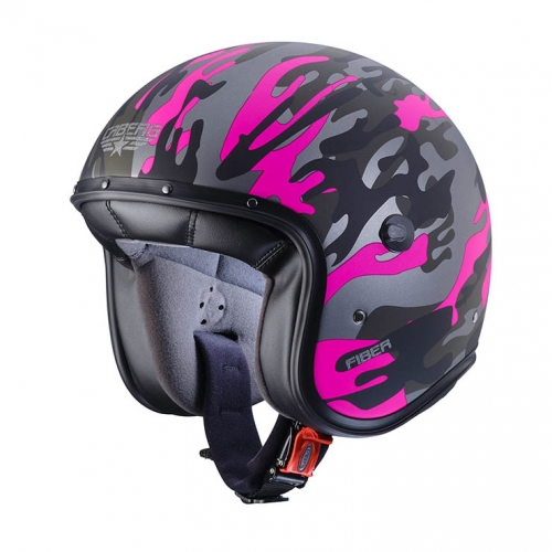 JET FREERIDE COMMANDER MATT GREEN/FUCSIA CABERG