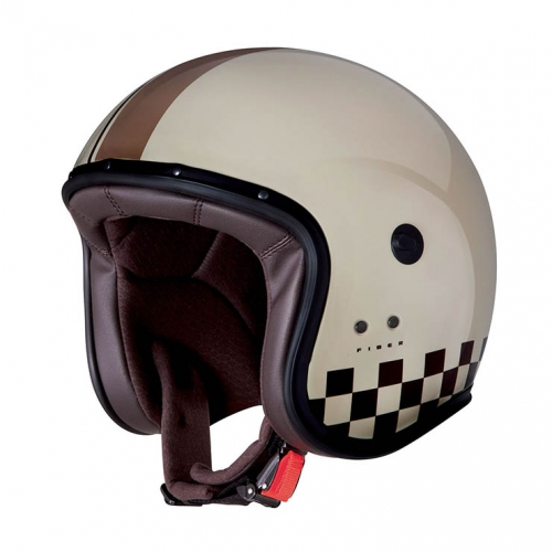 JET FREERIDE INDY CREAM/BROWN CABERG